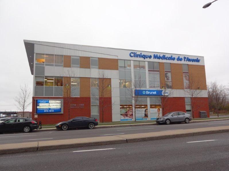 Location d'espace commercial/Bureau à vendre, Laval